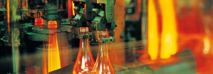 Glass Bottling line