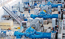 ANDRITZ Axially split multi-stage pumps